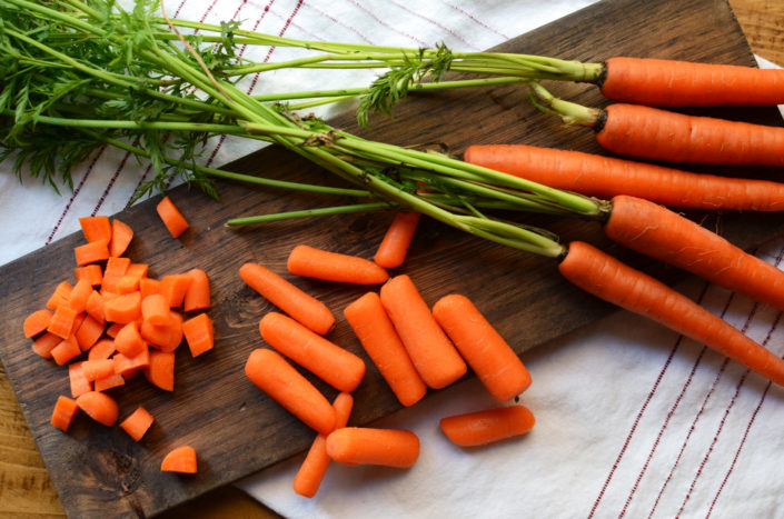 fördelarna med morötter