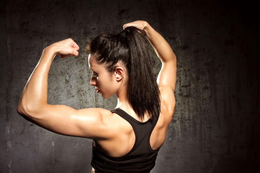 bygga muskler vegetarian