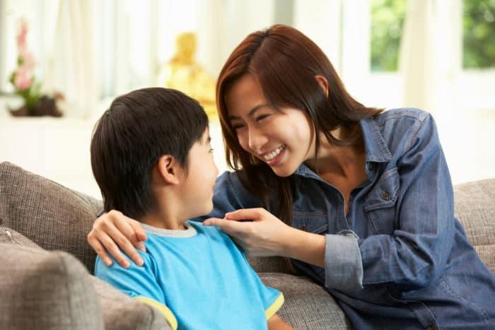 Lär barn att respektera personer med funktionshinder