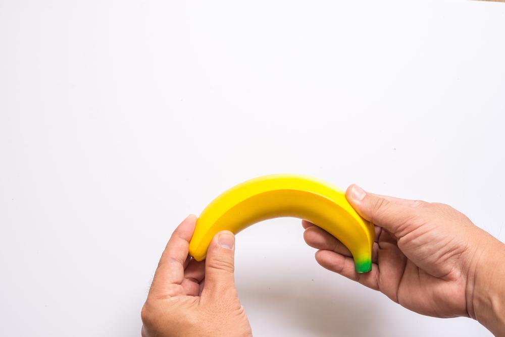 Böjd Penis