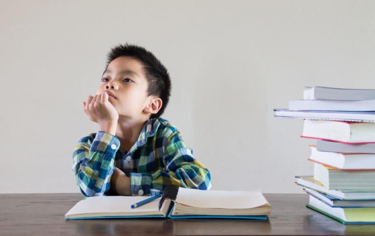 barn har inlärningssvårigheter